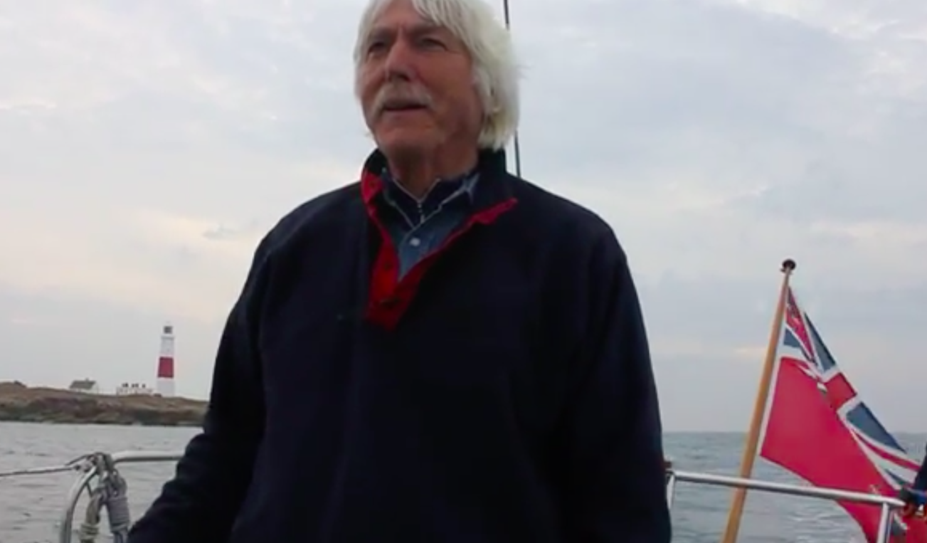 Tom goes to jail for a decent lunch  ~ and recounts what's scaring the seagulls in Weymouth